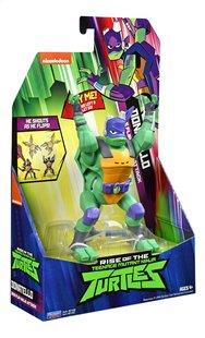 Rise of the Teenage Mutant Ninja Turtles actiefiguur Side Flip Ninja Attack Donatello-Linkerzijde