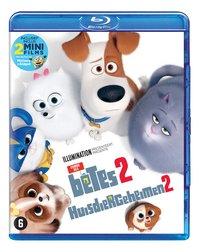 blu-ray The Secret Life of Pets 2-Vooraanzicht