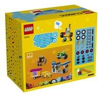 LEGO Classic 10715 Stenen op wielen-Achteraanzicht
