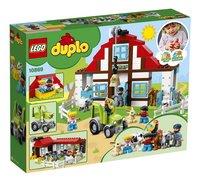 LEGO DUPLO 10869 Avonturen op de boerderij-Achteraanzicht