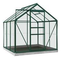ACD Serre Intro Grow Daisy 3.8 m² groen-Vooraanzicht