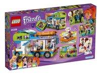 LEGO Friends 41339 Mia's Camper-Achteraanzicht