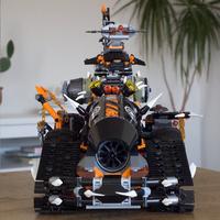 LEGO Ninjago 70654 Dieselnaut-Afbeelding 6
