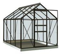 ACD Serre Intro Grow Ivy 5 m² noir-Avant