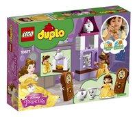 LEGO DUPLO 10877 Belle's theekransje-Achteraanzicht