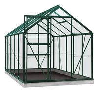 ACD Serre Intro Grow Lily 6.2 m² groen-Vooraanzicht