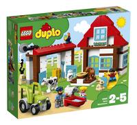 LEGO DUPLO 10869 Avonturen op de boerderij-Linkerzijde