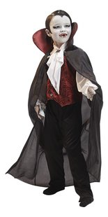 Verkleedpak vampier-Vooraanzicht