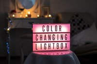 Lightbox Color Changing A4-Afbeelding 1