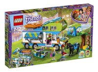 LEGO Friends 41339 Mia's Camper-Linkerzijde