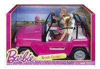 Barbie speelset Beach Cruiser-Vooraanzicht