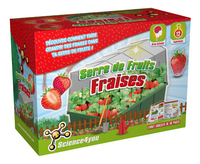 Science4you Serre de Fruits Fraises FR