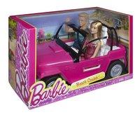 Barbie set de jeu Beach Cruiser-Côté gauche