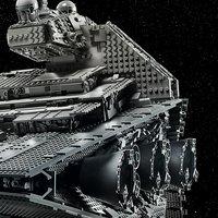 LEGO Star Wars 75252 Imperial Star Destroyer-Bovenaanzicht
