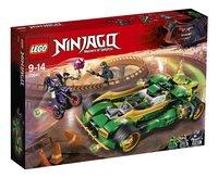 LEGO Ninjago 70641 Ninja Nachtracer-Linkerzijde