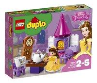 LEGO DUPLO 10877 Belle's theekransje-Linkerzijde