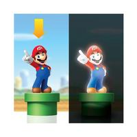Lamp Super Mario