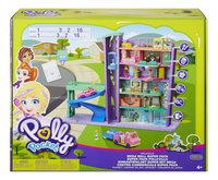 Mattel Speelset Polly Pocket Polyville Mega Mall Super Pack-Vooraanzicht