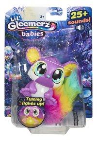 Interactieve figuur Lil' Gleemerz Babies Purple-Vooraanzicht