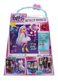 Bratz poupée mannequin  Metallic Madness Cloe-Arrière