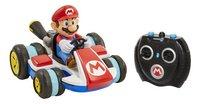 Auto RC Mario Kart Mini Racer-Vooraanzicht
