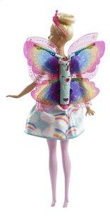 Barbie poupée mannequin Dreamtopia Fée avec des ailes virevoltantes-Arrière