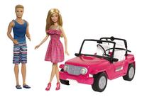 Barbie speelset Beach Cruiser-Artikeldetail