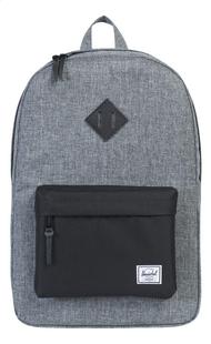 Herschel sac à dos Heritage Raven Crosshatch/Black