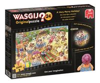 Jumbo puzzle Wasgij? Un très joyeux soleil !