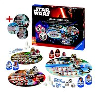 Star Wars Dice Battle Game
