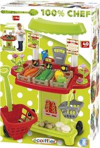 Écoiffier magasin de légumes 100% Chef-Avant