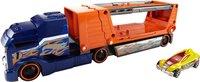 Hot Wheels transporttruck Super Crash Big Rigs Spring-Vooraanzicht