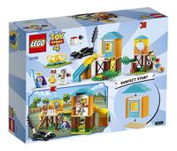 LEGO Toy Story 4 10768 Speeltuinavontuur van Buzz en Bo Peep-Achteraanzicht