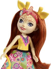 Enchantimals figurine Gillian Giraphe-Détail de l'article
