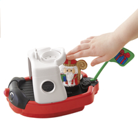 Fisher-Price Little People sinterklaasboot