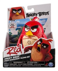 Figurine Angry Birds Management Talking Red