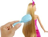 Barbie poupée mannequin  Dreamtopia Princesse arc-en-ciel blonde-Image 1