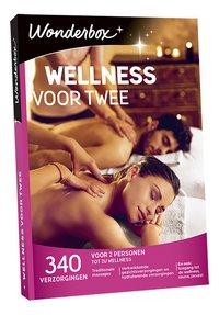 Wonderbox Wellness voor twee-Linkerzijde