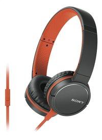 Sony hoofdtelefoon MDR-ZX660 oranje