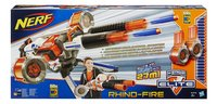 Nerf pistolet Elite N-Strike Rhino-Fire-Avant