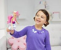 Barbie poupée mannequin Dreamtopia Fée avec des ailes virevoltantes-Image 3