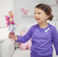 Barbie poupée mannequin Dreamtopia Fée avec des ailes virevoltantes-Image 4