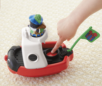 Fisher-Price Little People sinterklaasboot-Artikeldetail