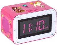 Bigben wekkerradio RR30 Sticker roze-Rechterzijde