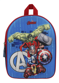 Sac à dos Avengers Fight the Foes 3D-Avant