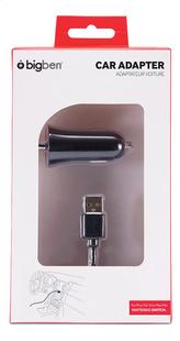 bigben autolader USB-C 12-24V voor Nintendo Switch-Vooraanzicht