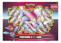 Pokémon Trading Cards Porygon Z Gx Box September 19-Vooraanzicht
