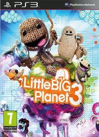 PS3 LittleBigPlanet 3 ENG/FR