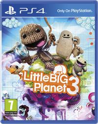 PS4 LittleBigPlanet 3 FR/ANG