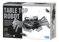 4M Fun Mechanics Kit Robot de table